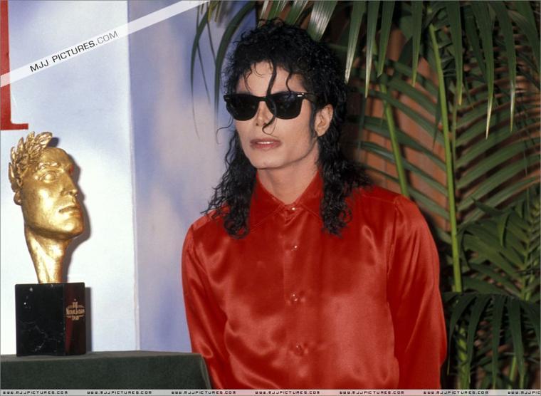 BMI Michael Jackson Award