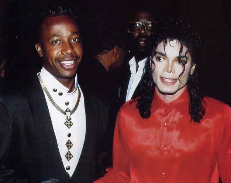 BMI Michael Jackson Award ( fin )