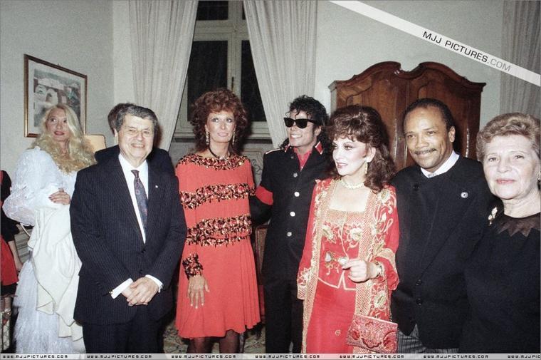 Party at the American Ambassy - Rome may 19th