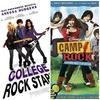 collége rock stars VS camp rock