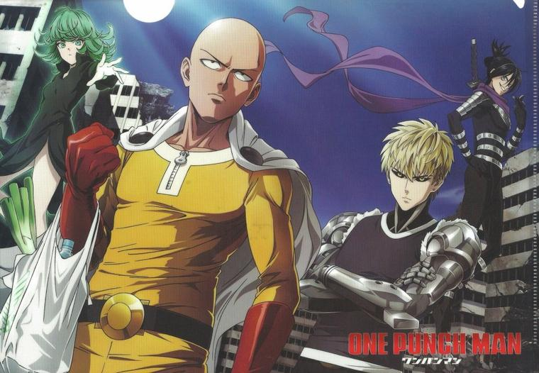 💪 ONE PUNCH MAN 💪