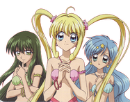  Mermaid Melody 