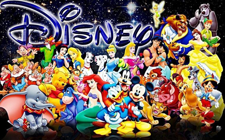 ________________________Deuxième Partie De Mon Blog : Disney______________________