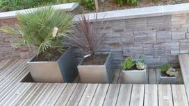 Eté 2011 - Extérieurs côté terrasse