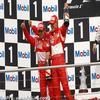 Gp Allemagne : doublé des Ferrari