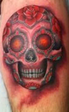 Tattoo Crane Mexicain Blog De Blanche Neige145
