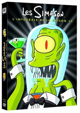 Visuel du DVD Saison 14