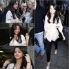 .11.04.10  :__-__Selena arrivant à la BBC Radio 1 à Londres. Son passage en Allemagne aura été court. .
