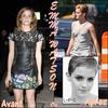 Emma Watson se coupe les cheveux. HORRIBLE !