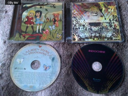 mes CD des sixties & other.... -† Indochine †- Partie 3