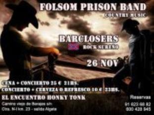 Folsom Prison en El Encuentro!!!