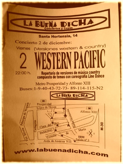 Western Pacific!