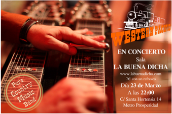 Western Pacific in concert again!