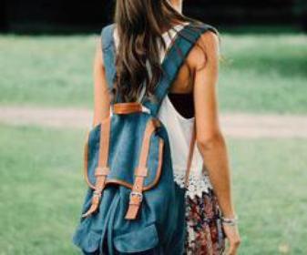 Back to school que mettre dans son sac le jour J