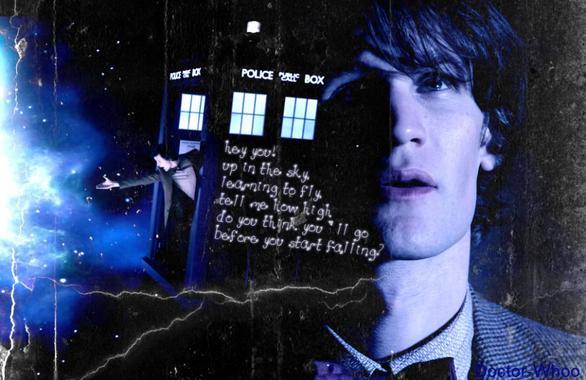 Bienvenu sur Doctor-Whoo, consacré à la grande et belle série Doctor Who ♥