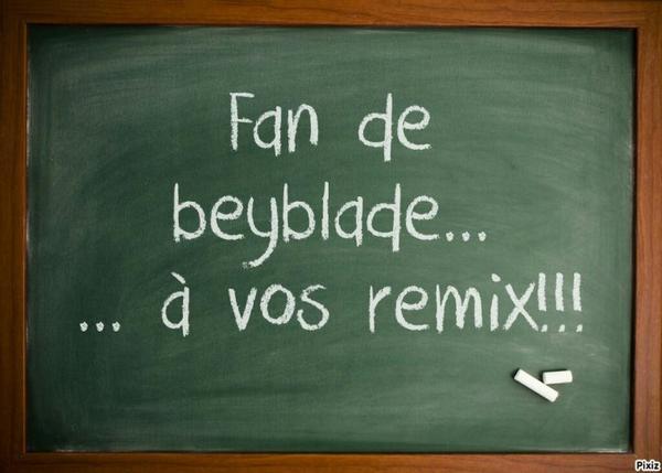 Beyblade...
