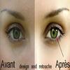 Retouche N°8 Comment noircir le contour de l'oeil ?