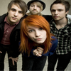 Paramore my Idyle , Hayley my Heroine!