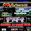 SOIREE ARTERE 99 & GUEST à l' ANGELUS BAR