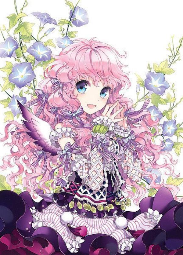 Cheveux Rose O Blog De Manga Gazo Kawaii