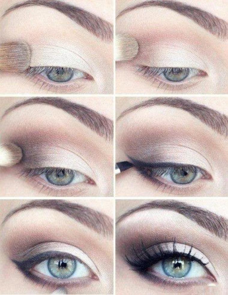 tutoriel ✽ maquillage simple ♥ - les-tutoriels-de-lilie ♥