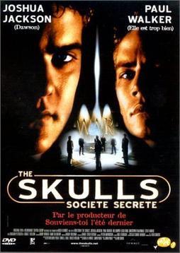 The skulls: société secrète