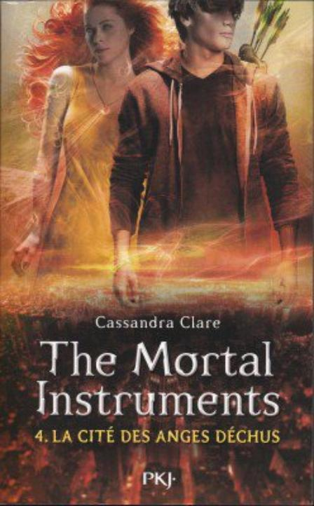 The Mortal Instruments, tome 4