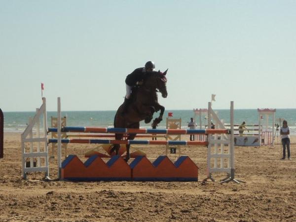 Caval'Océane 2014 - Samedi - CSO Pro 2 Grand Prix (1,30m)