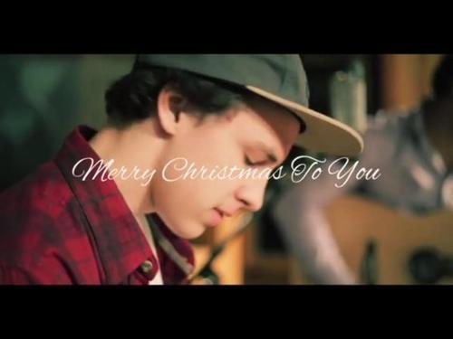 Nouveau single (Merry Christmas To You-Jacob ft. Segöya)