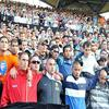 HOMMAGE au supporters