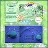 Macaron vert: Quatrième création