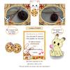 6 ème création: Cookies tout choco!