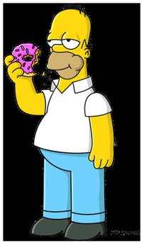 Homer Jay Simpson