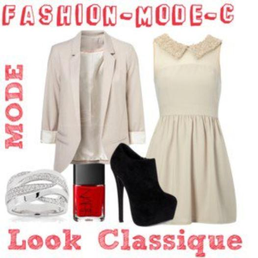 Tenue Look Classique !
