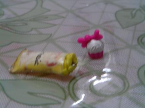 Séance photo Pullip : Miku la petite gourmande (Attention les yeux !!)