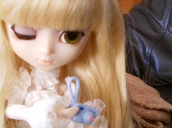 Histoire Pullip : Miku et la conjugaison