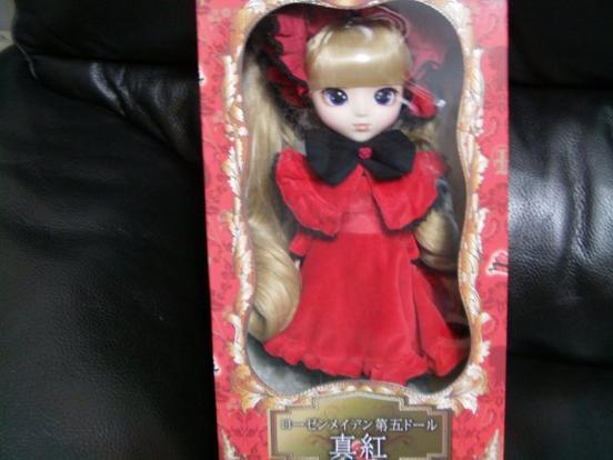 Pullip : New Doll ! : Voici....Shinku !