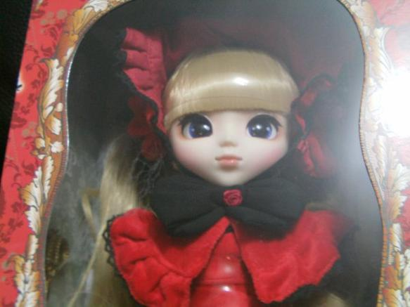 Pullip : New Doll ! : Voici....Shinku !