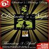 DJ Djerem // D! CLUB LAUSANNE : Didactic's Night le 3 avril
