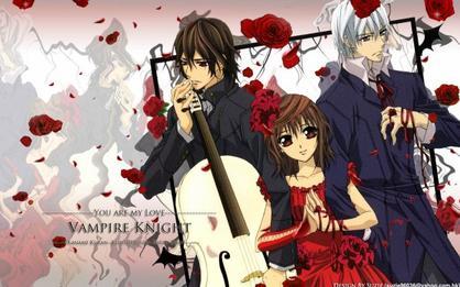 Vampire Knight Top Manga Anime Mode Kawaii 3