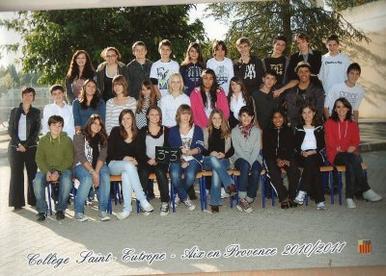 Quelque photos de classe