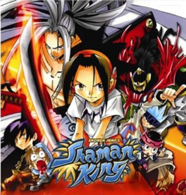 Shaman King Vs Shaman King Kanzenban: Shaman King