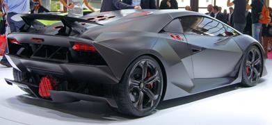lamborghini sesto elemento les plus belles voitures de sport. Black Bedroom Furniture Sets. Home Design Ideas
