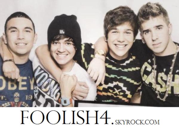 ☾ Austin, Alex, Robert & Zach ☽