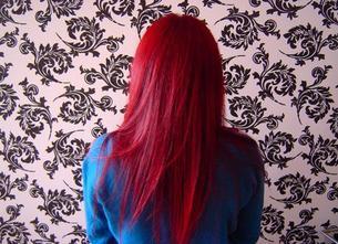 couleurs de rve - Coloration Cheveux Rouge Cerise