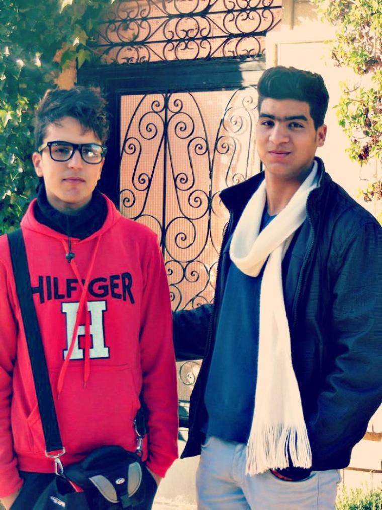 Moi et Ami ' Taha'