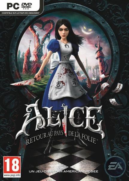 Interview : Alice le jeu video