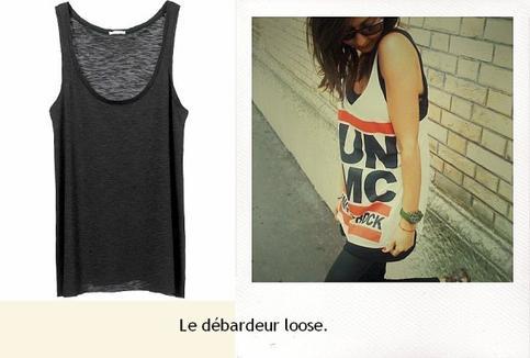 meilleur service d83e8 c88fd Tuto Vêtement: Création d'un débardeur Loose - Always.