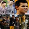 14 Aout 2010 : Taylor est aller voir un match de football américain et à pu soutenir son équipe favorite.