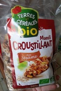 Mes nouveaux céréales ! trop miiam !